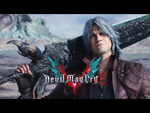 Devil May Cry 5 - Final Trailer (4K full ver.)