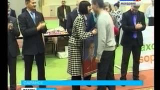 В Саранске прошёл зимний чемпионат республики по спортивной ходьбе