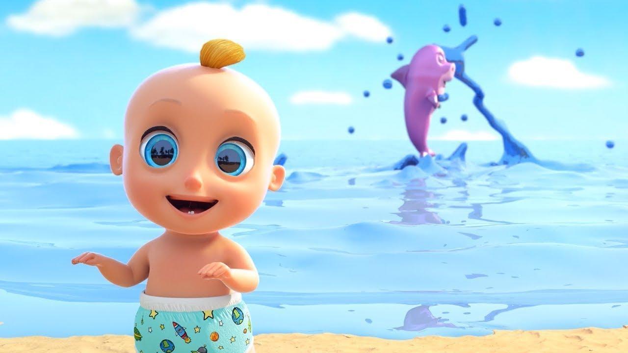 Bebe Tiburón - Canciones Infantiles | El Reino Infantil