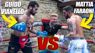 MATTIA FARAONI VS GUIDO VIANELLO | SPARRING TRA GIGANTI! 🥊