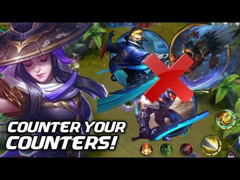HOW TO COUNTER THE COUNTERS OF FANNY? FANNY'S HIDDEN TECHNIQUE - THE PERFECT COUNTER!