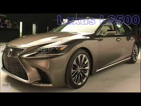 2019 Lexus Ls500 Engine Specs Release Date And Price Youtube