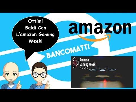 "Bancomatti Episodio 184 ""Grande Shopping all'Amazon Gaming Week!"""