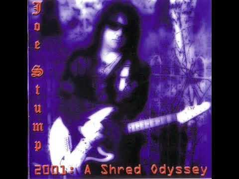 Joe Stump - 2001 a shred odyssey (full album)
