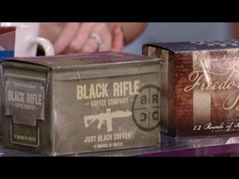 Black Rifle Coffee trying to 'Make Coffee Great Again'