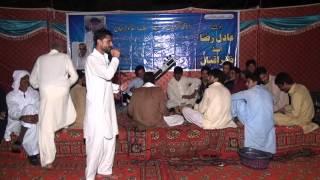 mera penda chitterpari pothwari shar by Rana Azeem