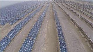 Solarstrom in China: Die Wüste boomt! - hi-tech