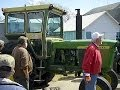 1972 John Deere 4320 Tractor with 6,830 Hours Sold on Minnesota Farm Auction 4/11/14