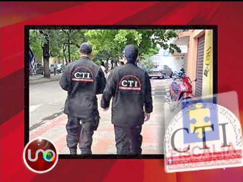 Miembros del CTI estrenarían uniformes de un millón de pesos