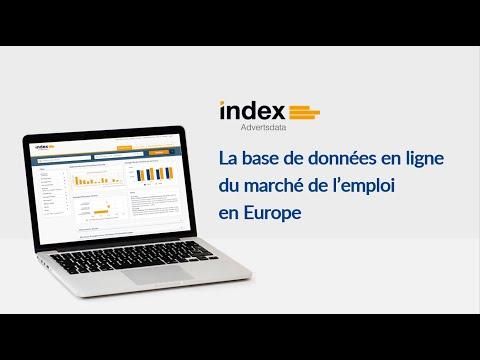 index Advertsdata | L'outil de prospection B2B du marché de l'emploi