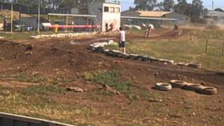 South Australian Motor Cross track - motor X - Dirt bikes - Jumps - Dirt Bikes Yamaha, KTM