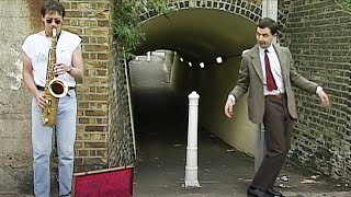 DANCING Bean | Funny Clips | Mr Bean Official