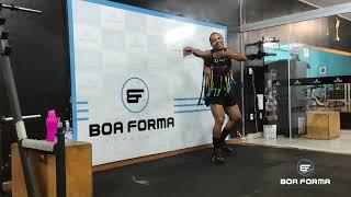Zumba - Aula 04 Prof. Edilson - Boa Forma Academia