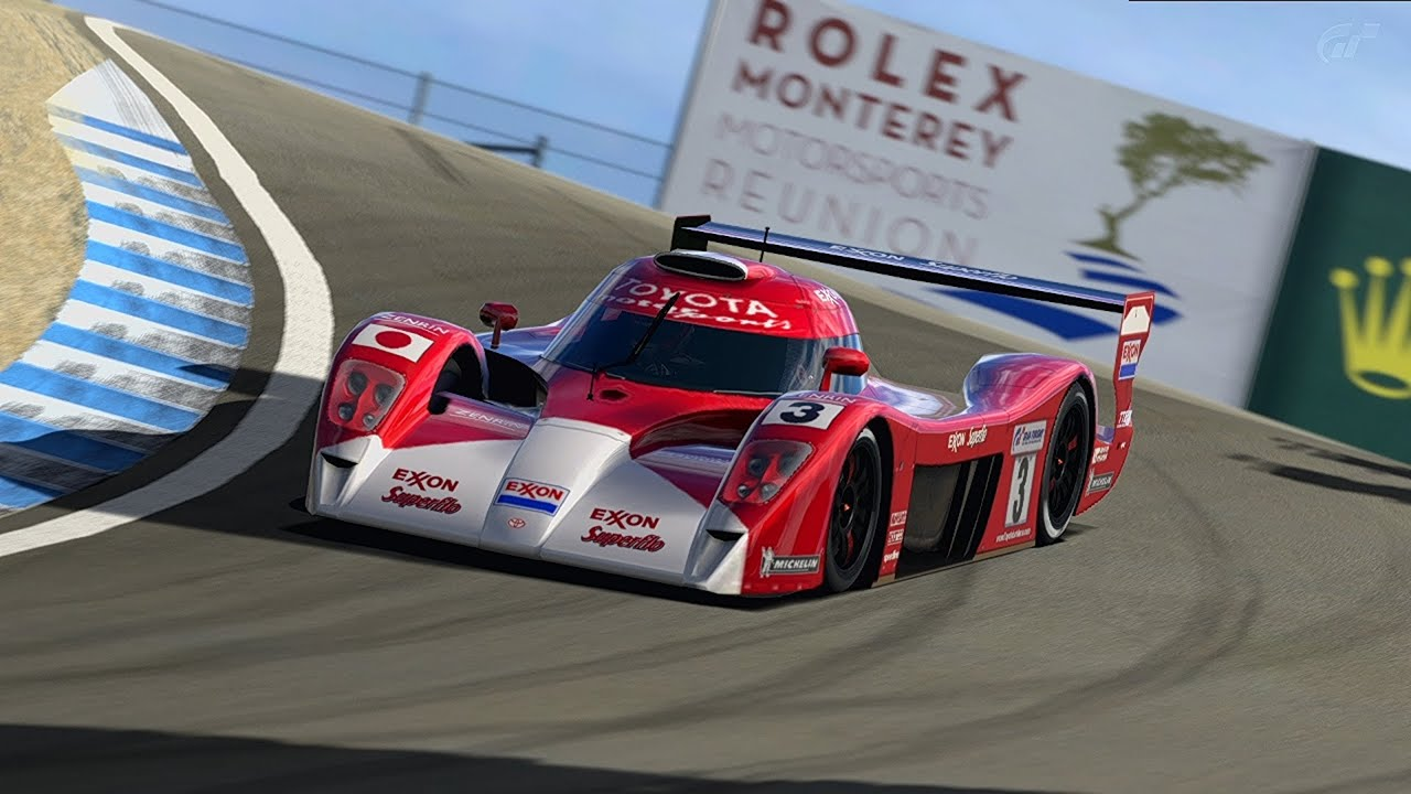 Gran Turismo 6 Toyota GT One TS020 99 Mazda Raceway
