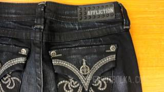 Womens jeans Affliction