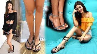 Victoria Justice feet barefoot piedi nudi
