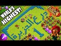 Clash of Clans - WORLD'S HIGHEST!