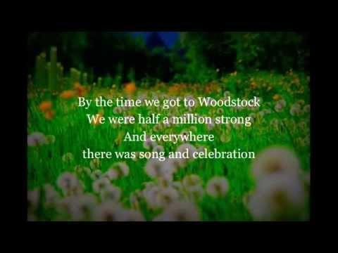 Woodstock (Instrumental) - Joni Mitchell Cover