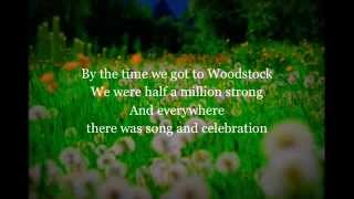 Woodstock (Instrumental) - Joni Mitchell Cover