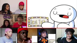 Buying Clothes by TheOdd1sOut REACTIONS MASHUP