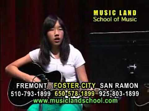 TV ad for Music Land School of Music in Fremont, Foster City, San Ramon