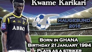 Kwame Amponsah Karikari - Highlights  [HD]