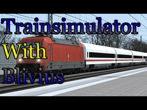 Virtual Railroads BR 101 - Train Simulator Special!!!