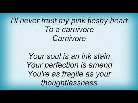 Jewel - Carnivore Lyrics