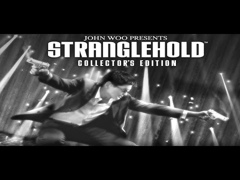 Stranglehold Movie (All Cutscenes) 2007
