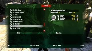 Dead Island 10 min of multiplayer pc gameplay