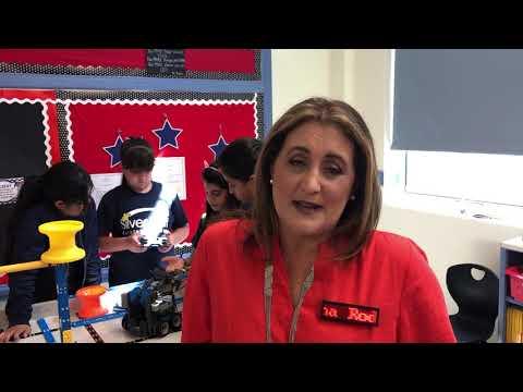 Cristina Rodriguez - Silver Bluff Elementary School