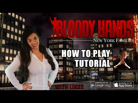 Bloody Hands New York Families InstructionClip