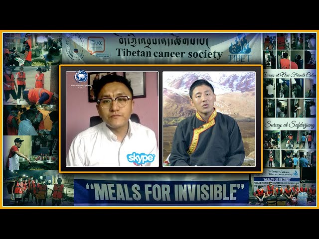 Tibetan Cancer Society and their 'Meals for the Invisibles'