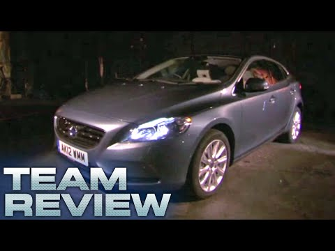Volvo V40 Team Review Fifth Gear
