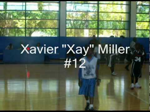 Xavier Miller Highlight Tape