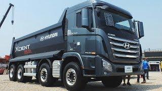 Chiêm ngưỡng những chiếc xe tải HYUNDAI mới