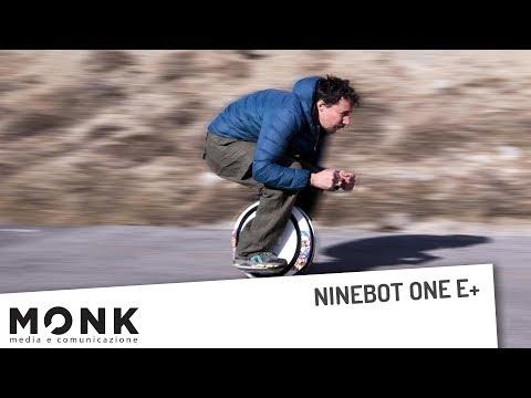 Ninebot One E+ - Unboxing & Test