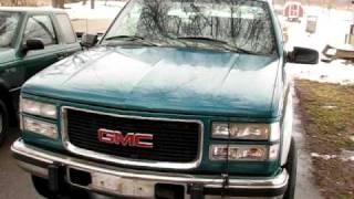 1995 GMC 6.5 Turbo Diesel For Sale