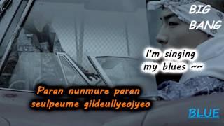 Blue - Big Bang (Karaoke/Instrumental)