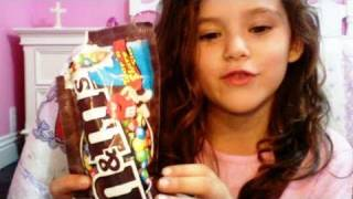 M&Ms Make-up Tutorial for Kids by Emma (6 year old) Makeup for kids