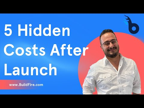 What are 5 Hidden Costs of Software After You Launch? - BuildFire