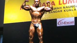 KL2009: Syaihudin Samri (Bantam Weight 4th Placing)