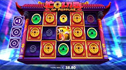 Coins of Fortune video slot by Nolimit City