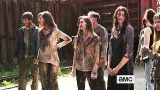 THE WALKING DEAD - Season 5 | Making of Locations | HD