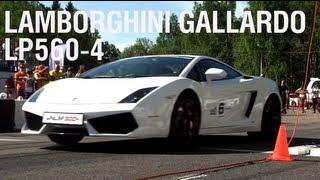 Lamborghini Gallardo LP560-4 vs Porsche 911 Turbo vs Alpina B6