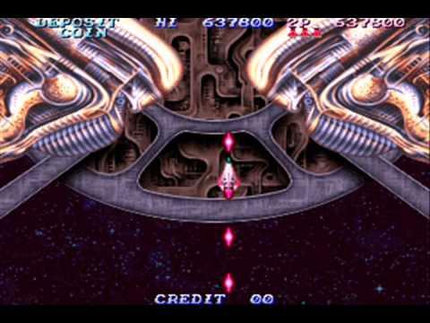 Salamander 2 - Videogame by Konami