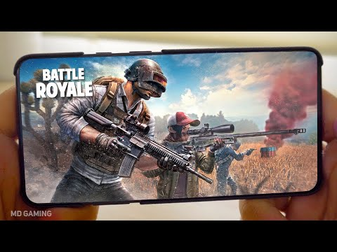 🔥TOP 10🔥 Best Battle Royale Games For Android & IOS 2020 | Free Battle Royale Games【MD】