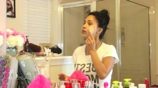 Before Bed: Nightime Teeth/Skin Routine