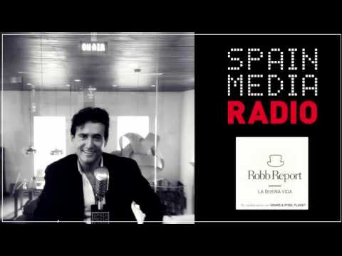 "CARLOS MARIN (Il Divo) Interview ""La buena vida""  Spain Media Radio 13-9-2016"