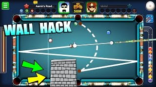 8 Ball Pool Wall Hack • Ball Changes Path - CHECK THIS OUT